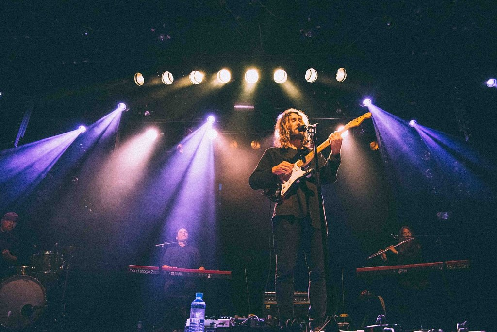 Matt Corby show in Vienna, 25.03.16
